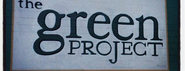 The Green Project is one of Saturday Antiquing.