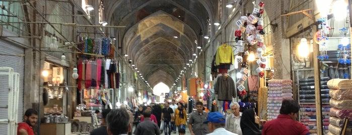 Vakil Bazaar is one of Shiraz Attractions | جاذبههای شیراز.