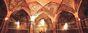 Cistern of Vakil is one of Shiraz Attractions | جاذبههای شیراز.