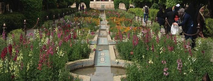 Narenjestan-e Ghavam is one of Shiraz Attractions | جاذبههای شیراز.