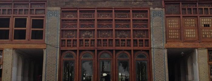 Zinat-ol-Molk House is one of Shiraz Attractions | جاذبههای شیراز.