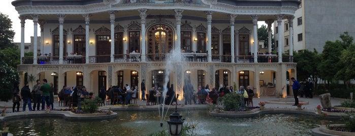 Shapouri Residence is one of Shiraz Attractions | جاذبههای شیراز.