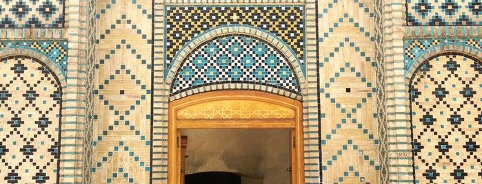 Vakil Bath is one of Shiraz Attractions | جاذبههای شیراز.