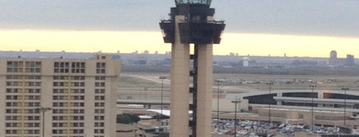 Flughafen Dallas Fort Worth (DFW) is one of Flight Simulator List.