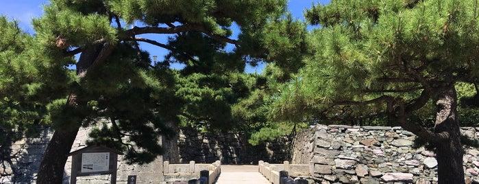 徳島中央公園 is one of 日本の都市公園100選.