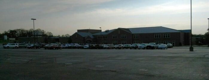 Loveland High School is one of Fav list.