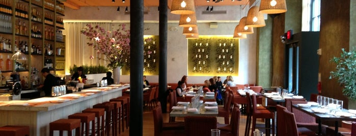 Fig Olive Is One Of The 15 Best Mediterranean Restaurants In New York City
