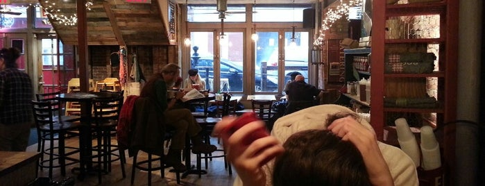 The Grey Dog - Chelsea is one of West Village & Chelsea Cafes.