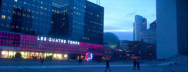 Les 4 Temps is one of Paris.