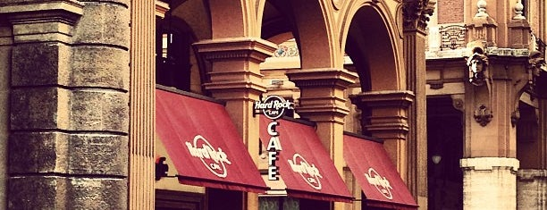 Hard Rock Cafe Florence is one of 2015 Italy.