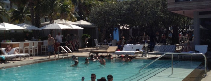 Hyde Beach at the SLS Hotel is one of Miami.