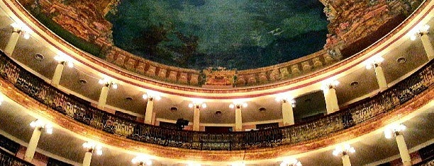 Teatro Amazonas is one of favorite places.