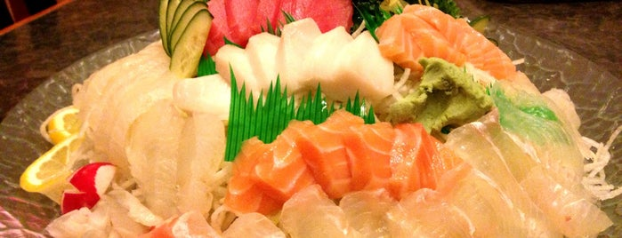 Dadami Sushi House is one of Houston Press 2012 - 100 Favorite Dishes.