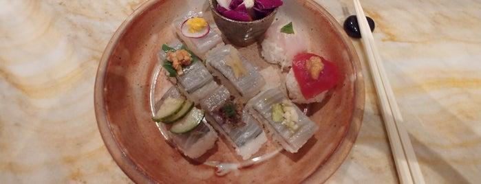 Okozushi is one of Williamsburg/Greenpoint Food.