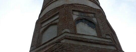Yivli Minare is one of Historical Places in Antalya - Ören Yerleri.