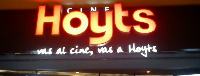 Hoyts is one of Favoritos.