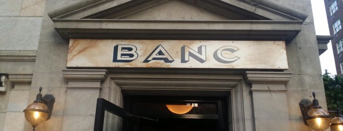 Banc Cafe is one of Best 200 Spots to Eat in Manhattan.