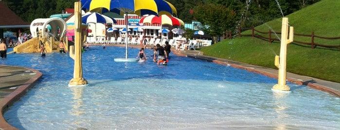 Frontier Town Water Park is one of Summer Bucket List.