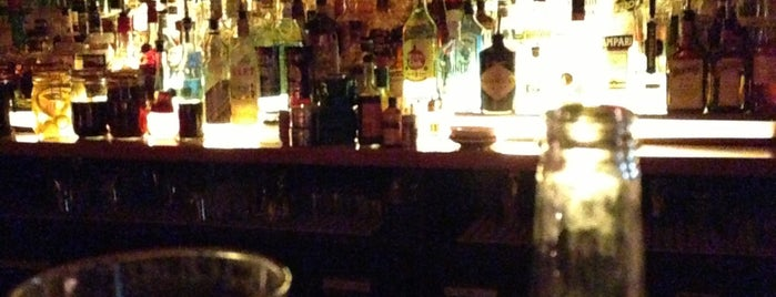 Spirits is one of BARS.