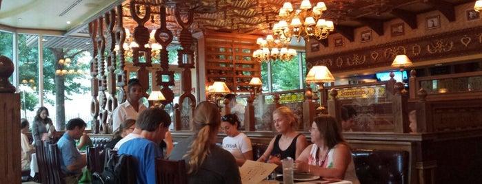 La Tagliatella Midtown is one of Restaurants ATL.