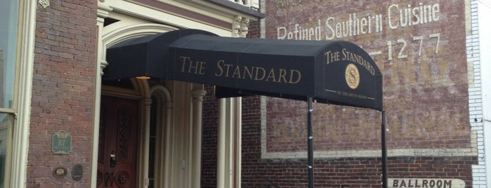 The Standard is one of nashville.