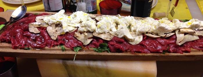 Macelleria Equina Pellegrini is one of Mi-Meat 🐄.
