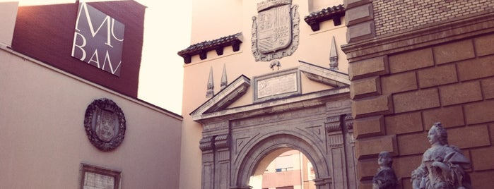 MUBAM is one of Murcia, que hermosa eres!.