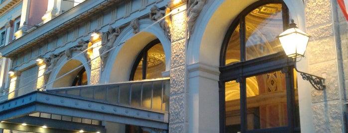 Wiener Musikverein - Steinerner Saal is one of Vienna, Austria.