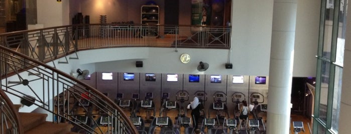 Absolute Fitness is one of Island Plaza.