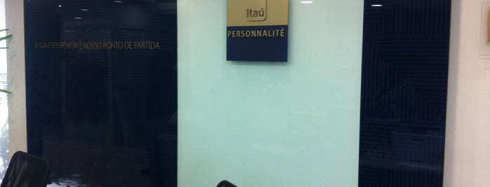 Itaú Personnalité is one of Best.