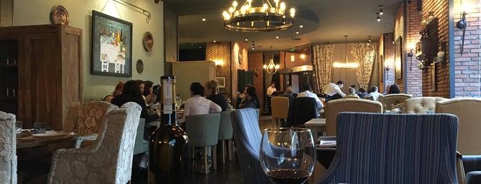 Aragwi is one of Exotische & Interessante Restaurants In Wien.
