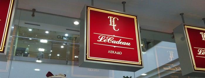"""LeCadeau is one of """"Клуб Скидок"""": одежда и обувь (г. Москва)."""
