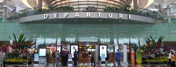 Flughafen Singapur Changi (SIN) is one of To-Do in Singapore.