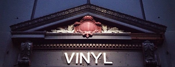 Vinyl is one of Atlanta Music Venues.