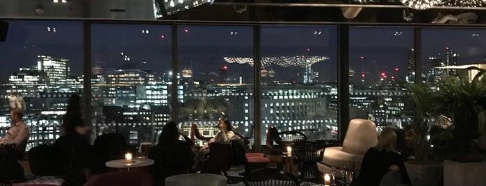 Rumpus Room is one of London.