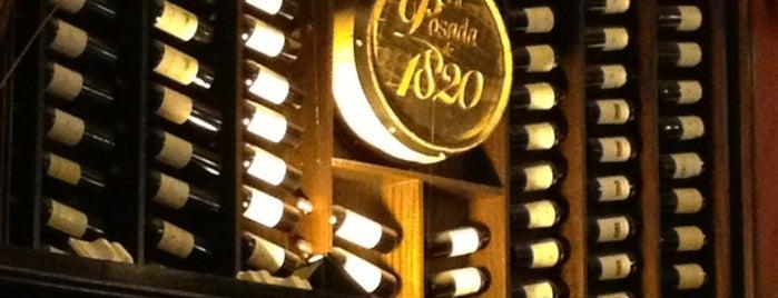 La Posada de 1820 is one of Guide to Bs As's best spots.