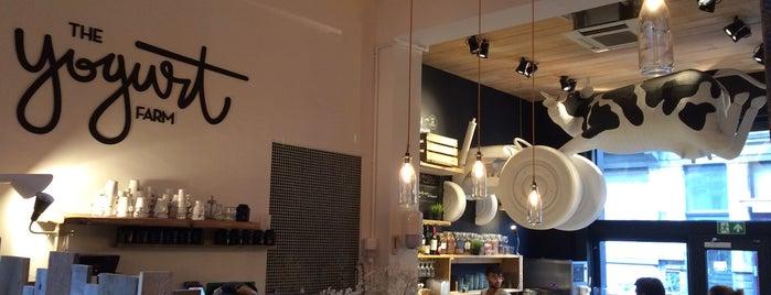 The Yogurt Farm is one of Coffee in Brussels.