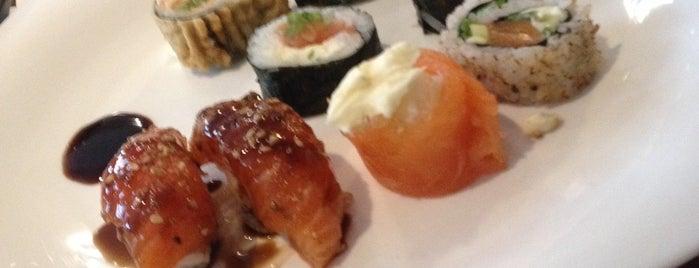 Ebisu is one of Guia Rio Sushi by Hamond.