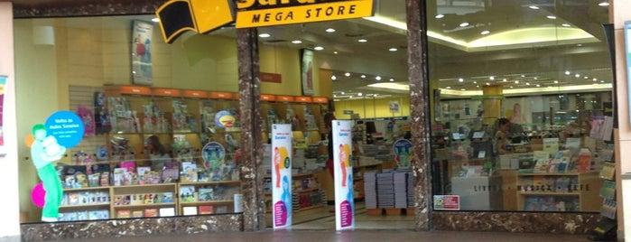 Saraiva MegaStore is one of New York City Center.