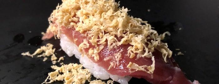 Sushi Iwashi is one of Mis Mejores Restaurantes 🍽 Ciudad de Mexico.