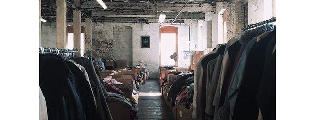 Bulk Vintage Warehouse is one of Philadelphia To-Do.