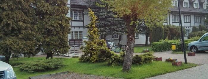 Hotel Delfin is one of Szkolenia z Inspiros.