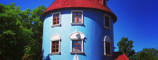 Muumimaailma | Muminvärlden | Moomin World is one of Best in Turku.