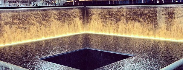 National September 11 Memorial & Museum is one of NYC_trip.