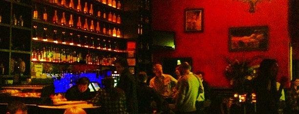 Lea Wine Bar is one of NYC Top Winebars.