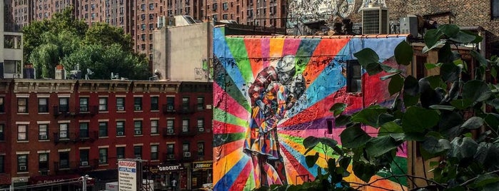 High Line is one of Top 20 Free Things to Do in NYC.