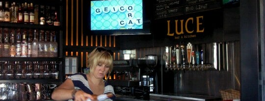Luce Bar & Kitchen is one of SD.
