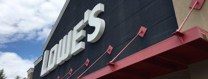 Lowe's Home Improvement is one of Kel's Queendome ;-).