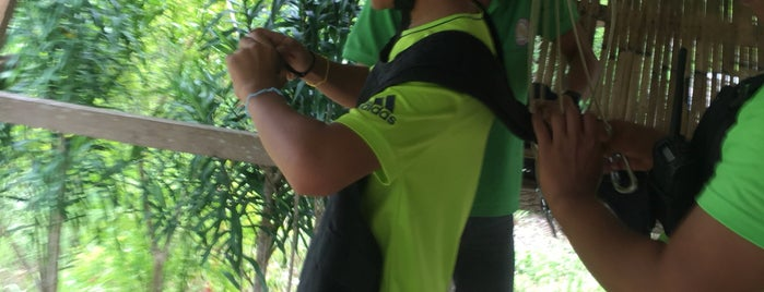 Loboc Eco-Tourism Adventure Park is one of Places I've been to....