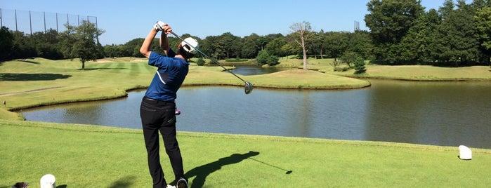 猿島カントリー倶楽部 is one of Top picks for Golf Courses.